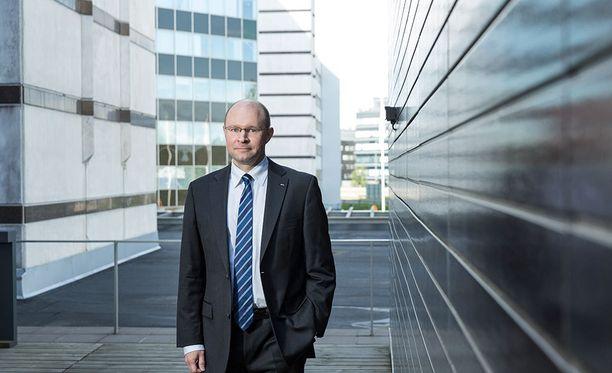 YIT:n toimitusjohtaja Kari Kauniskankaan mukaan yhdistyminen on strategisesti tärkeää molemmille yhtiöille.