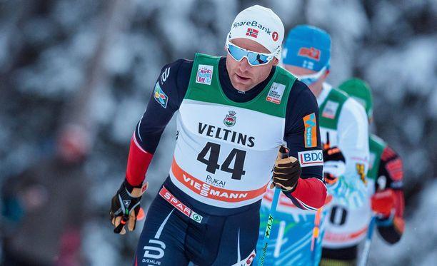 Niklas Dyrhaug tyrmistyi siitä, ettei häntä valittu MM-yhdistelmäkisaan.