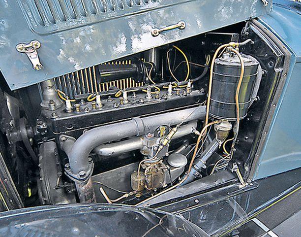 Pierce-Arrow oli aikansa kaikkein arvostetuimpia autoja. Arvostus ei johtunut niinkään ultramoderneista yksityiskohdista kuin huippuunsa viedystä laadusta.