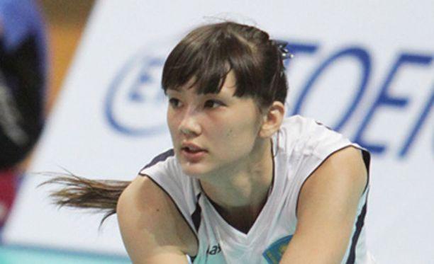 Sabina Altynbekova oli kisojen seuratuin pelaaja.
