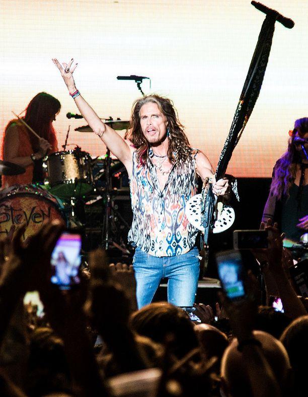 Steven Tyler on ollut jo monesti Donald Trumpiin asianajajansa kautta yhteydessä, sillä presidentti on toistuvasti käyttänyt tilaisuuksissaan Aerosmithin musiikkia ilman lupaa.