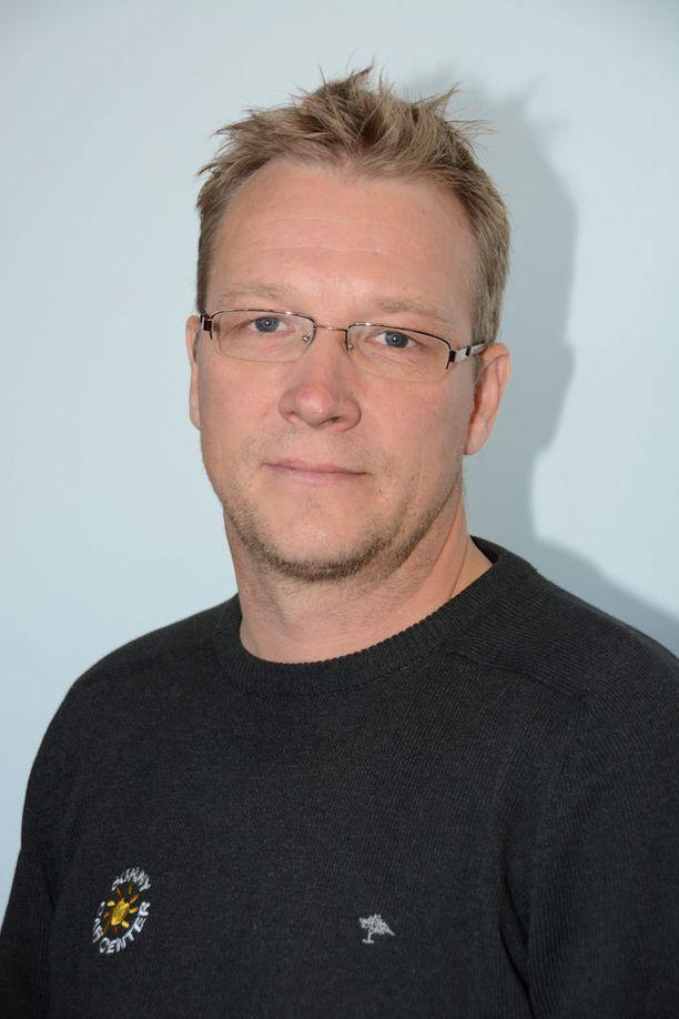 Mittavan NHL-uran pelannut Janne Laukkanen toimii Pelicansin urheilutoimenjohtajana.