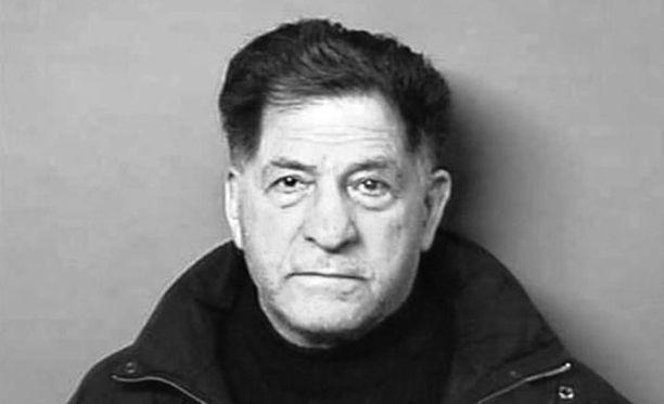 John Sonny Franzesen rikollinen elämä alkoi 19-vuotiaana.