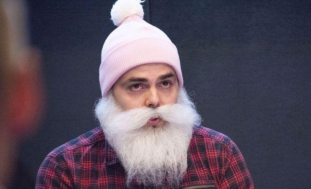 Brother Christmas piti tiedotustilaisuuden torstaina Crown Plazassa Helsingissä.