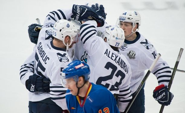Admiral Vladivostok on pelannut heikon kauden, eikä se yllä pudotuspeleihin.
