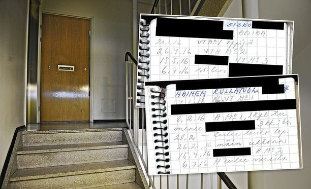 Iltalehti sai haltuunsa kopioita Jehovan todistajien muistiinpanoista. Kuvan asunto ei liity tapaukseen.