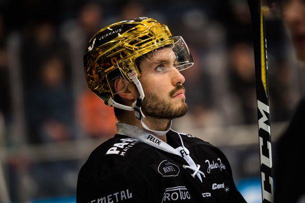Oula Palve edusti SM-liigassa viimeksi TPS:ää.