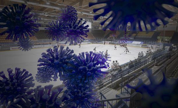 HIFK:n koko U18-joukkue on koronakaranteenissa.