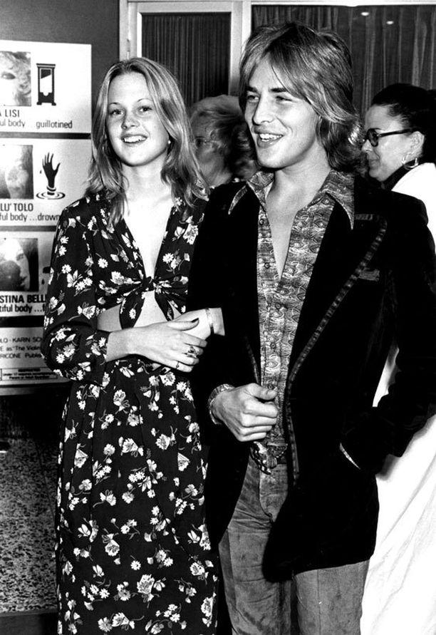 Melanie ja Don 70-luvulla.