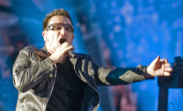 U2:n lauantain keikka jäi kauas perjantain esityksestä.