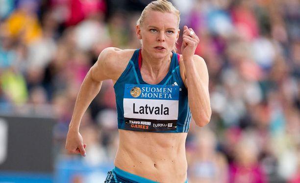 Hanna-Maari Latvalaa ei nähdä tänä vuonna Paavo Nurmen kisoissa.