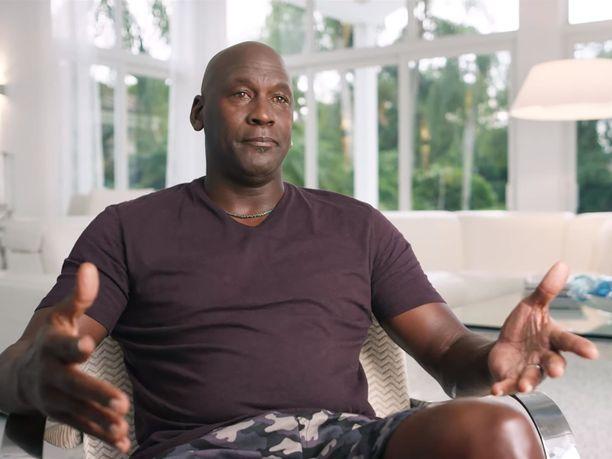 Michael Jordan muisteli The Last Dance -dokumentissa 90-luvun kultavuosia.