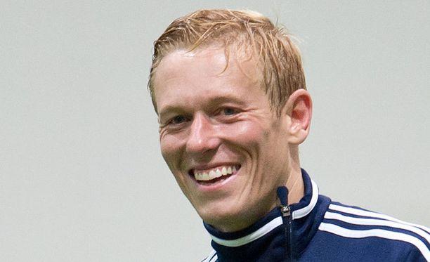 Mikael Forssel teki kauden toisen maalinsa Bochumin paidassa.