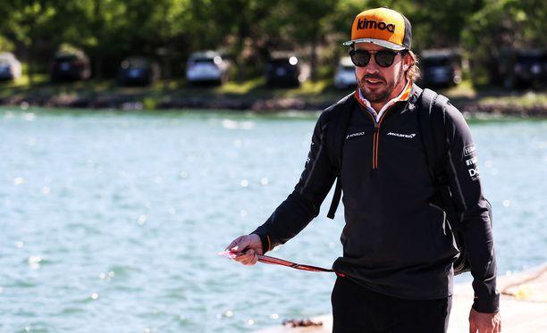 Fernando Alonso näkee McLarenin ja Renaultin yhteistyön kantavan vielä hedelmää.