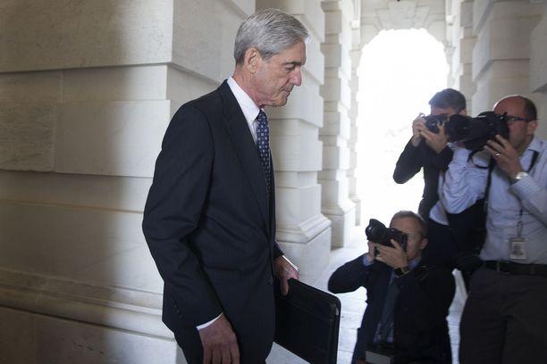 Erikoistutkija Robert Mueller on tutkinut Venäjä-yhteyksiä kohta kaksi vuotta.