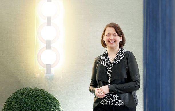Mia Nykopp ehti toimia Trafin pääjohtajana alle vuoden.