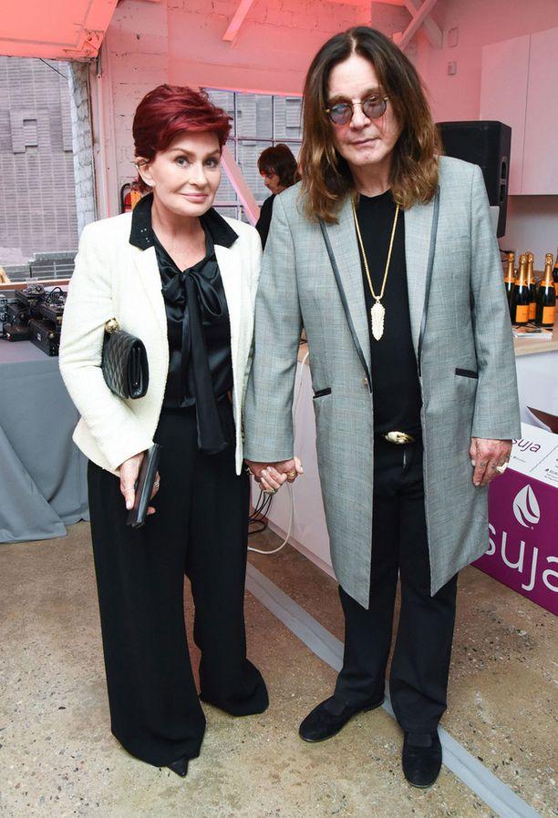 Sharon ja Ozzy Osbournen ero on vahvistettu.