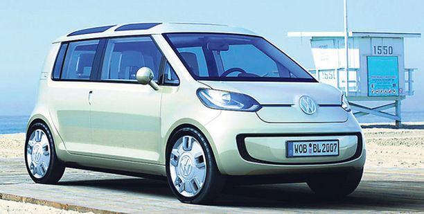 SUKKULA Polttoainesäästön nimissä Chico muotoillaan aerodynaamisesti hyvin liukkaaksi.