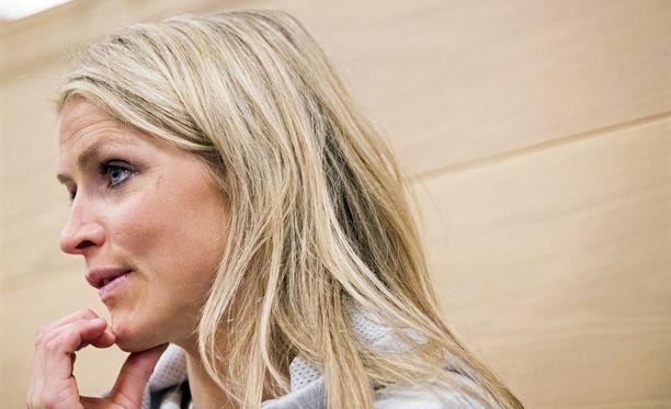 Therese Johaug menetti viikonloppuna parhaan ystävänsä.