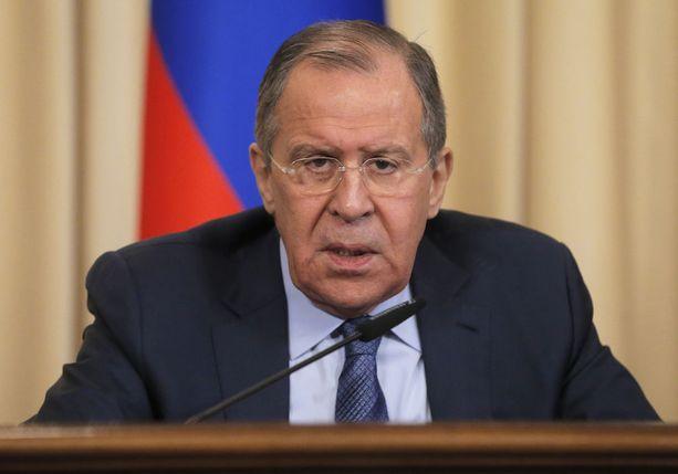 Venäjän ulkoministeri Sergei Lavrov on kokenut ulkoministeri amerikan kollegaansa verrattuna.