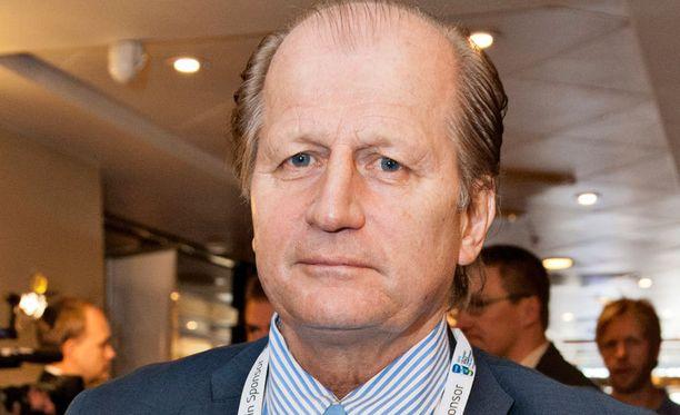 Juhani Tamminen harmitteli Bradleyn loukkaantumista.