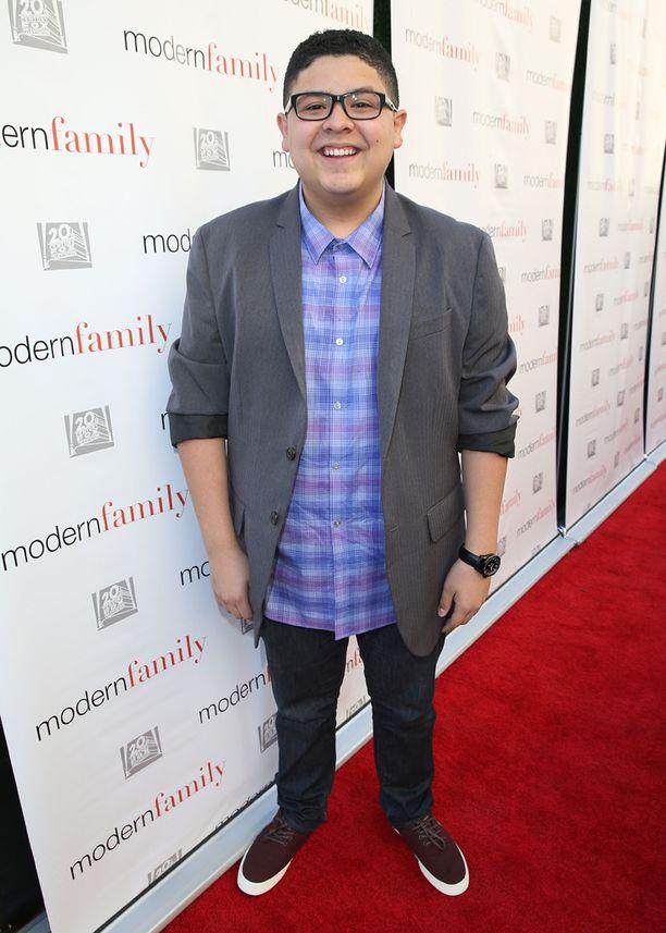 Manny Delgadoa näyttelevä Rodriguez aiemmin tällä viikolla.