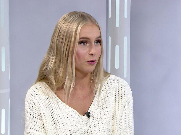 Alina Voronkova on vuoden 2018 Miss Suomi.