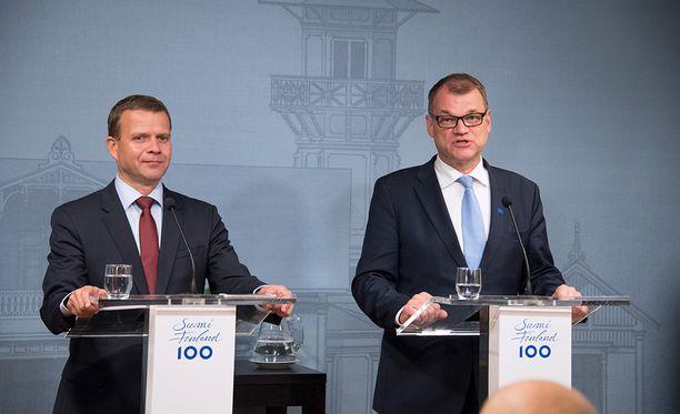 Pääministeri Juha Sipilän hallitus aikoo polkaista käyntiin perusturvan ja toimeliaisuuden uudistuksen, jonka toteutus on jäämässä seuraavalle hallitukselle.