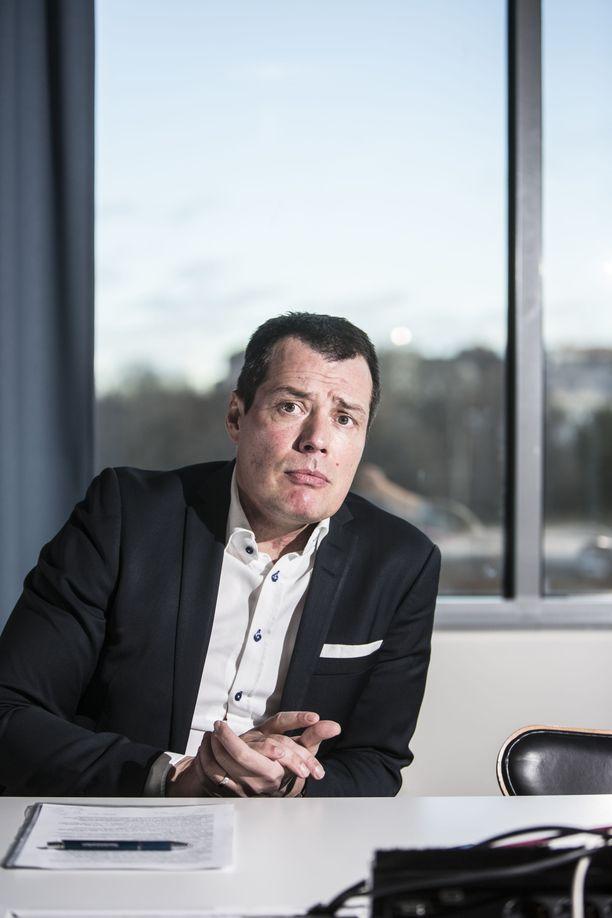 EK:n EU- ja kauppapolitiikan johtaja Petri Vuorion mukaan Suomen nettomaksu on suhteellisesti  linjassa toisten vauraiden pohjoisten maiden kanssa. Arkistokuva.