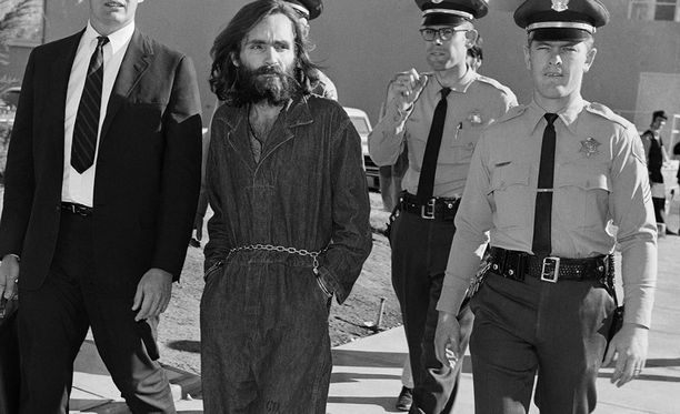 Manson seuraajineen syyllistyi hirmutekoihin vuonna 1969.