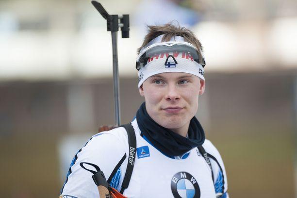 Tuomas Harjula on kokenut huippu-urheilun ääripäitä Kontiolahden maailmancupissa.