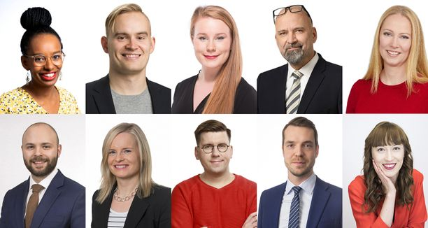 Tunnistatko eduskunnan uudet kasvot?