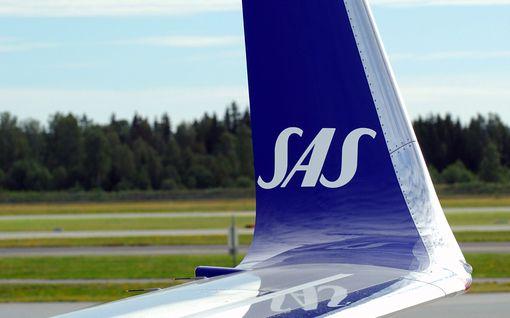 Lentoyhtiö SAS valmistautuu vähentämään jopa 5000 työpaikkaa