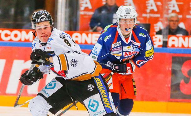 Jesse Puljujärvi on kolmas, Patrik Laine toinen TSN:n tuoreessa listauksessa.