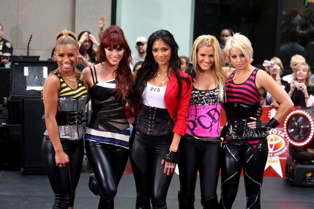 The Pussycat Dolls vuonna 2008.