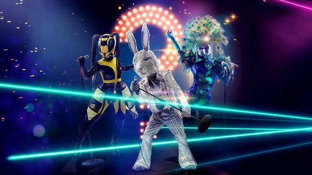 Masked Singer Suomi -ohjelmasta on tullut lauantai-iltojen hitti.