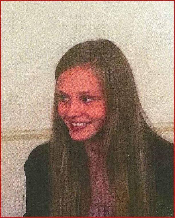 Anneli, 17, katosi jäljettömiin torstai-iltana.