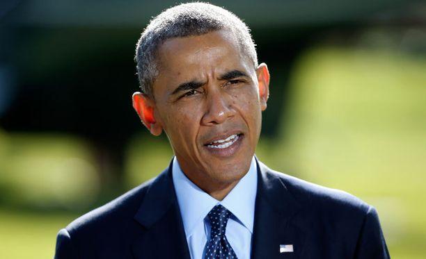 Obama kiittelee maiden välistä yhteistyötä.