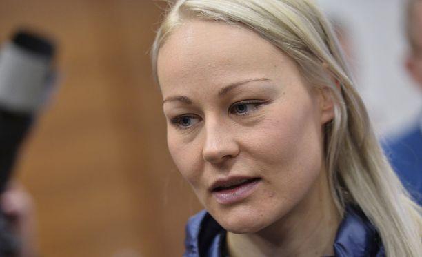 Anne Kyllöseltä odotetaan näyttöjä ensi viikonloppuna Vantaan SM-hiihdoissa.