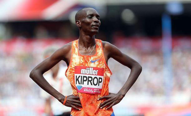 Asbel Kipropin dopingtestauksen prosessissa tehtiin virhe. IAAF ei ole vielä päättänyt, vaikuttaako se tapauksen käsittelyyn.