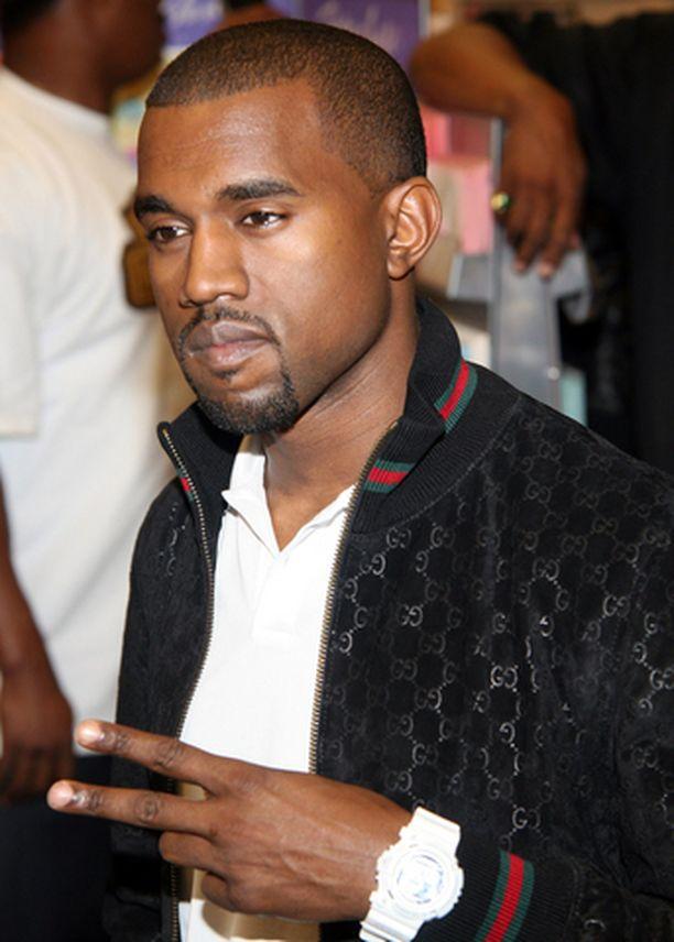 Kanye West nähdään Suomessakin tänä kesänä keikalla.