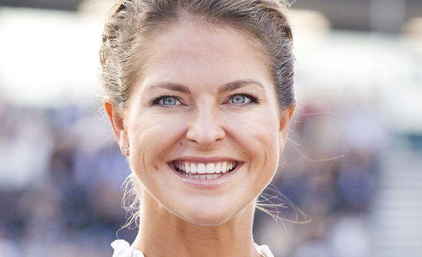 Prinsessa Madeleine on naimisissa Christopher O'Neillin kanssa.