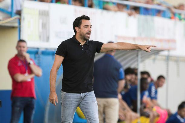 Xavi haluaa johtaa Al Saddin perjantaiseen Qatarin cupin finaaliin maan ykkösseuraa Al Duhailia vastaan.
