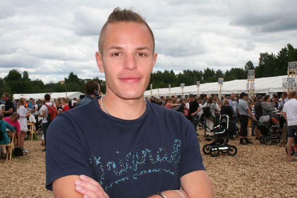 Patrik Järvelin.