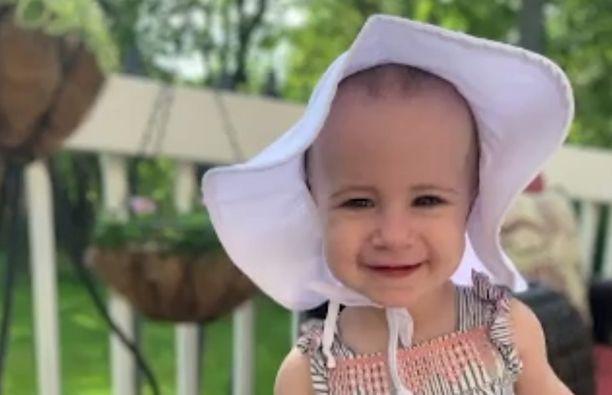 Chloe Wiegand oli kuollessaan 18 kuukauden ikäinen.