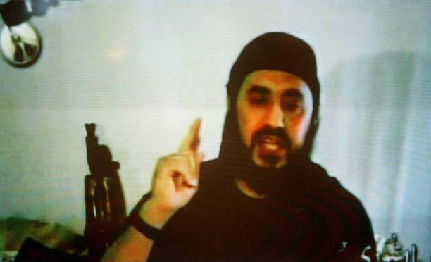 ALKUPERÄINEN JOHTAJA Abu Musab al-Zarqawi loi Irakin al-Qaidan. Hänen päästään oli luvattu 10 miljoonan dollarin palkkio.