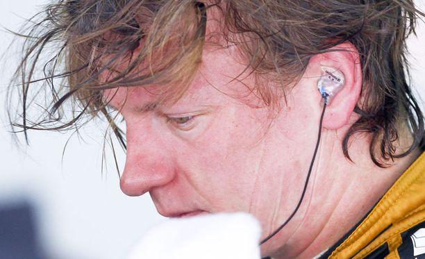 Kimi Räikkönen yllätti suorituksillaan F1-legendat.