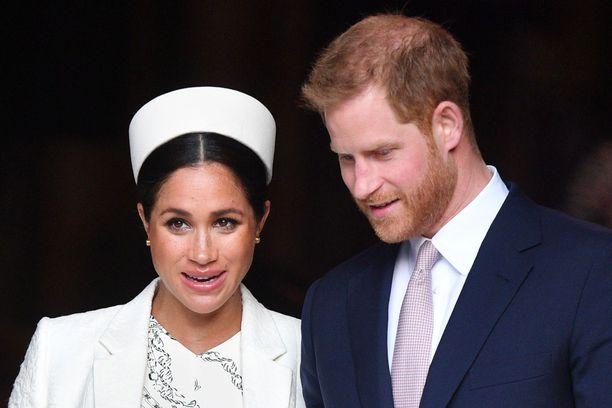 Herttuatar Meghan ja prinssi Harry odottavat esikoistaan maailmaan näinä päivinä. Ja niin odottaa koko muu maailmakin.