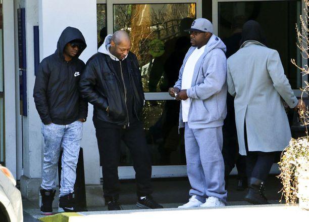 Bobbi Kristinan isä R&B-laulaja Bobby Brown on murheenmurtama.