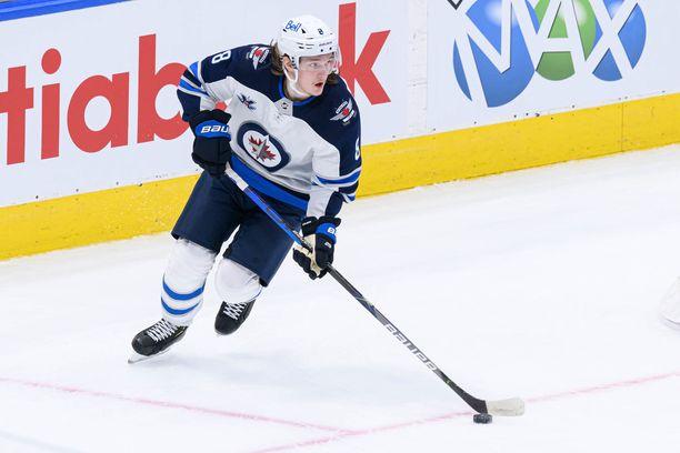 Sami Nikun ura ei jatku Winnipegissä.